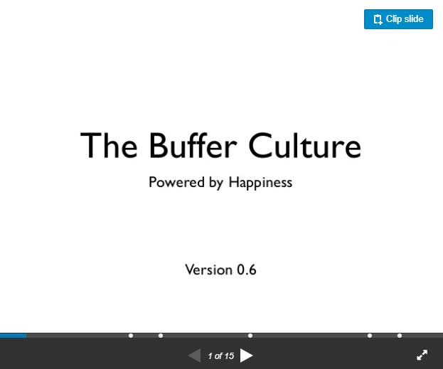 buffer-culture